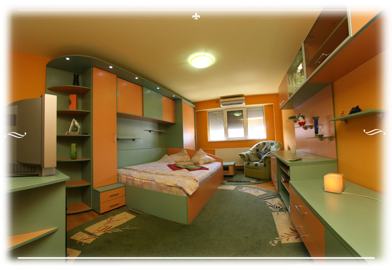 Appartamento con 2 stanze da letto e jacuzzi - Camera da letto grande ...