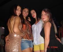 Belle ragazze rumene di Timisoara