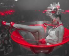 Belle ragazze sexy ballando erotico in Romania