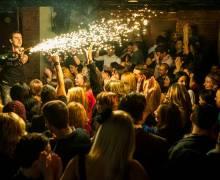 San Valentino in Romania, festa in discoteca Heaven, concerto Vunk