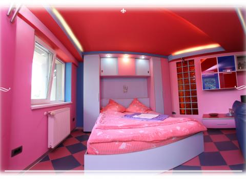 Appartamento 6 - prima camera da letto matrimoniale