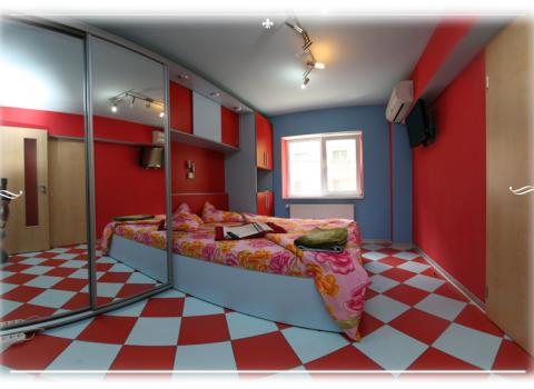 Appartamento 6 - altra vista terza stanza da letto