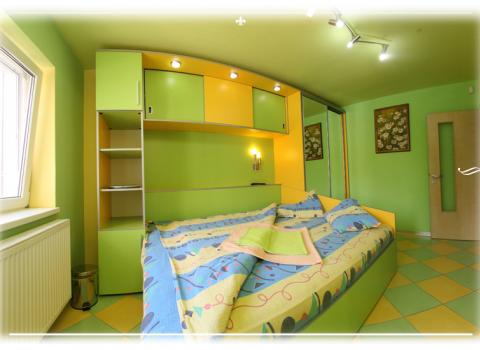 Appartamento 6 - quarta camera da letto matrimoniale