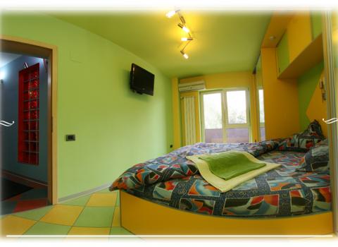 Appartamento 6 - seconda camera da letto matrimoniale