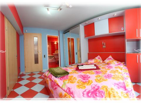Appartamento 6 - terza camera da letto matrimoniale