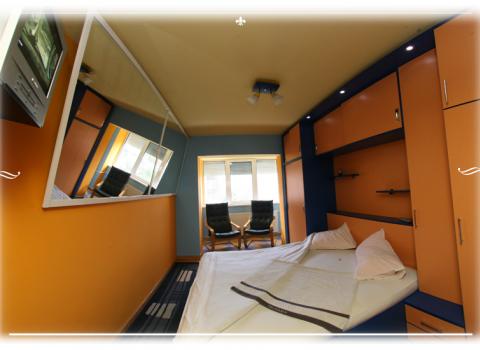 Appartamento con 2 stanze da letto e jacuzzi - Stanze da letto usate ...
