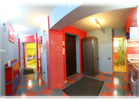 Appartamento 6 - entrata principale
