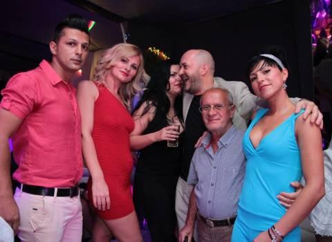 Giovanni Campo ospite per il compleanno del Dottor Mario 2013