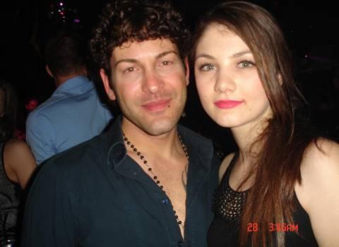 12-2013 Natale con belle donne in Romania, serate in discoteca