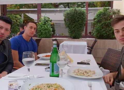 25-08-2018 Dove si divertano i amici italiani in Romania?