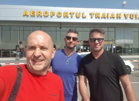 25-08-2018 Foto amici romani in vacanza in Romania