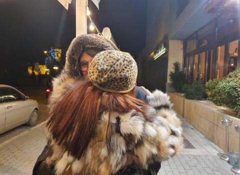 Soria d'amore in Romania con belle ragazze modelle | Natale 2019