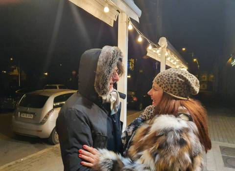 Come trovare la storia d'amore in Romania a Natale 2019