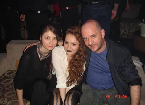 12-2013 Organizzare serata in Romania con belle ragazze