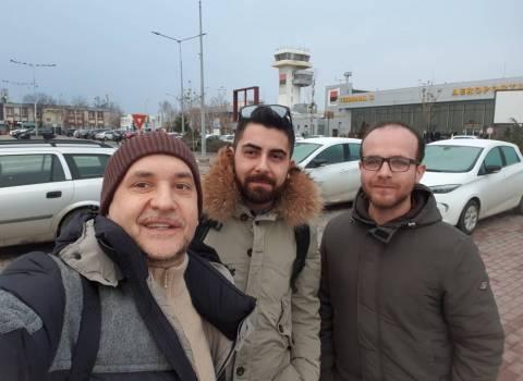 31-12-19 Capodanno divertente in Romania ed italiani in vacanza