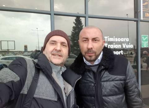 9-02-2019 Dottor Mario Timisoara & Massimo di Roma
