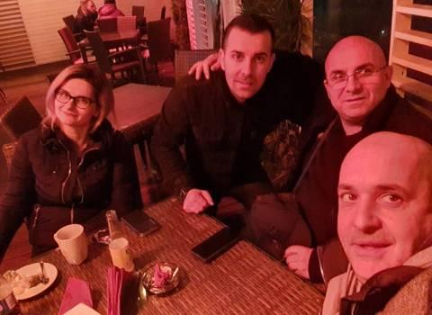 Belle cene in Romania con fighe rumene 7-02-2020