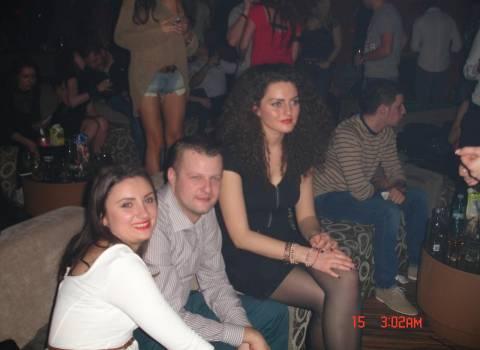 San Valentino Romania, divertimento con belle ragazze