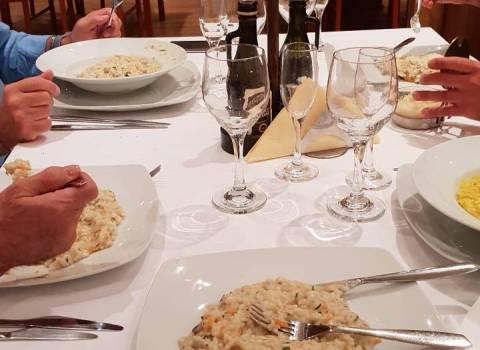11-08-2018 Bella cena a Timisoara, ristoranti italiani