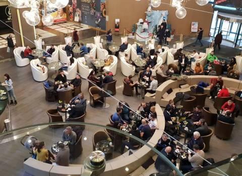29-12-2018 Timisoara, Romania | Centro commerciale Iulius Mall