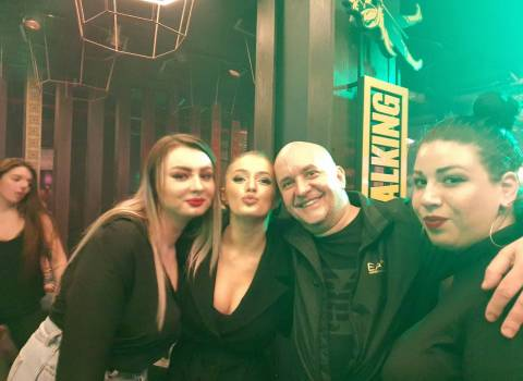 Divertimento in Romania, serate in discoteca con fanciulle rumene 8-02-2020