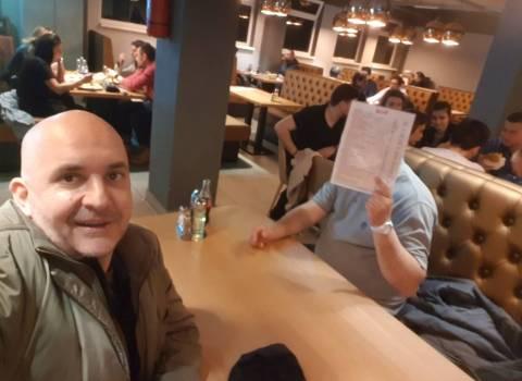 16-03-2019 Fast food aperto tutta la notte a Timisoara (24/24)