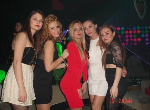 Dove festeggiare con belle donne in Romania 14-02-2014?