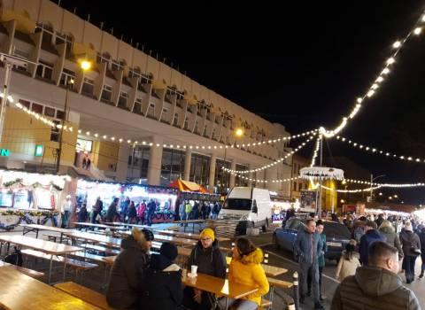 Mangiare con due soldi ai mercatini di natale a Timisoara 30-11-2019