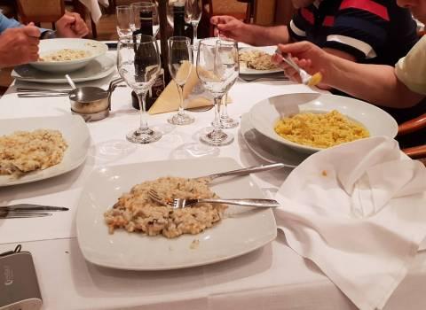 11-08-2018 Mangiare bene a Timisoara, ristoranti italiani di alto livello