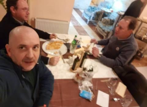 31-12-19 Mangiare buon cibo nei ristoranti italiani di Timisoara