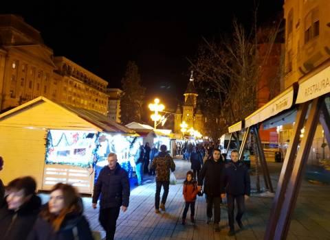 Dove si trova il grande mercatino di natale a Timisoara 30-11-2019