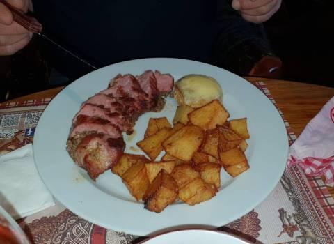 26-01-19 Dove trovare a Timisoara un ristorante con musculo buono di maiale?