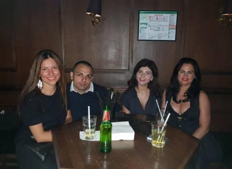11-05-2018 Foto organizzare serate in Romania con belle donne