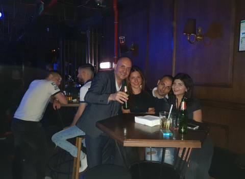 11-05-2018 Organizzare serate in Romania con belle gnocche