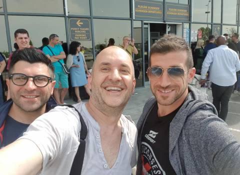 9-08-2018 Divertimento in Romania per uomini italiani
