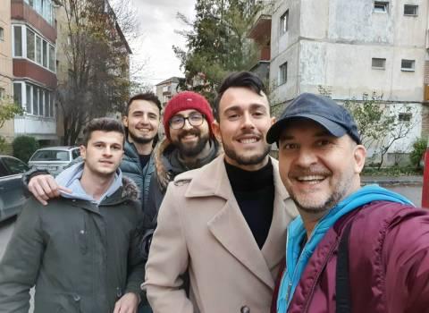 Vacanza da Marius Vidican a Timisoara 30-11-2019