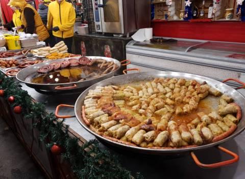 Dove mangiare a Natale sarmale a Timisoara 30-11-2019