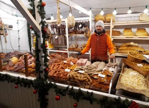 Prodotti tradizionali a Timisoara a Natale 30-11-2019