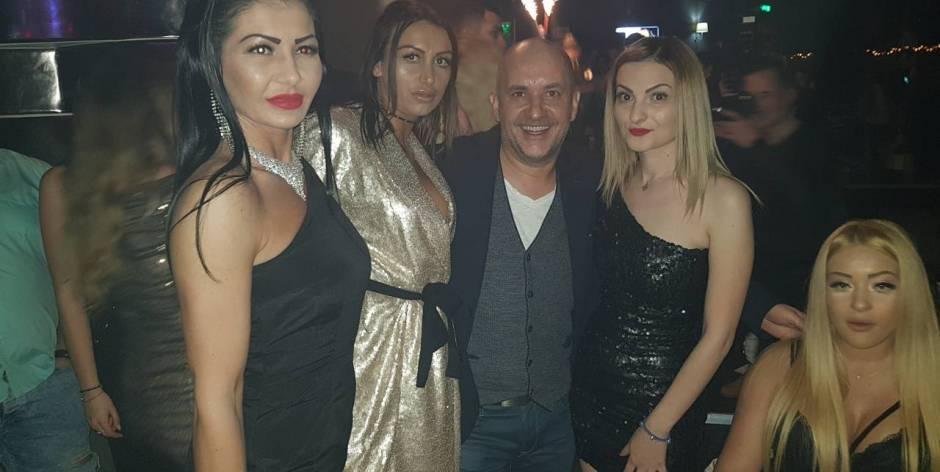 Divertimento in Romania con belle ragazze in vacanza a capodanno 2018