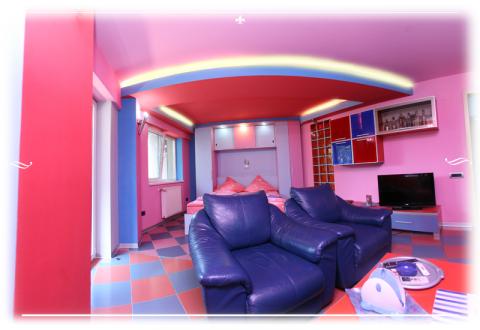 Appartamento 6 - soggiorno per vacanza