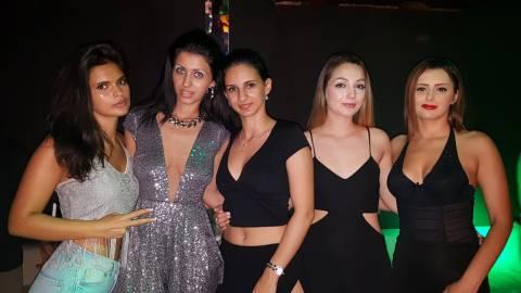 Foto con bellissime ragazze in Romania, modelle di Timisoara