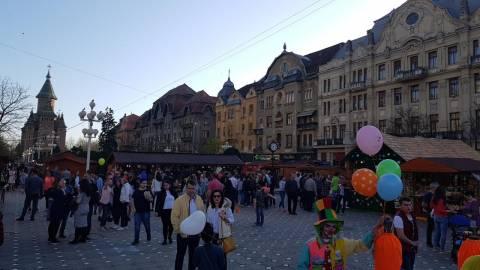 Vacanza di pasqua in Romania 2018
